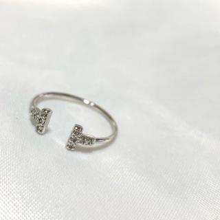 M様専用☆Tマークリング ピンキー(リング(指輪))
