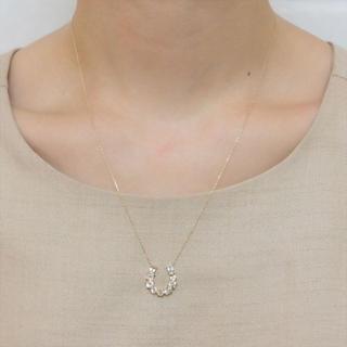 エナソルーナ(Enasoluna)のちい様専用♡Enasoluna Horseshoe necklace(ネックレス)