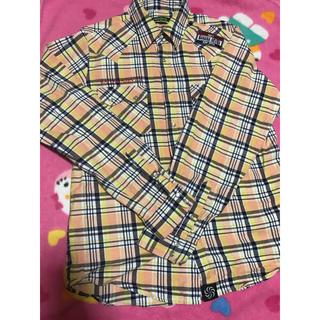 バナナセブン(877*7(BANANA SEVEN))のチェックシャツ バナナセブン (シャツ)