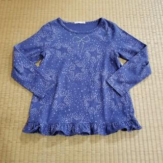 ジーユー(GU)の★(120)GUのトップス 4323(Tシャツ/カットソー)