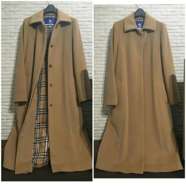 BURBERRY(バーバリー)のCREW様専用 バーバリー ステンカラーコート レディースのジャケット/アウター(ロングコート)の商品写真