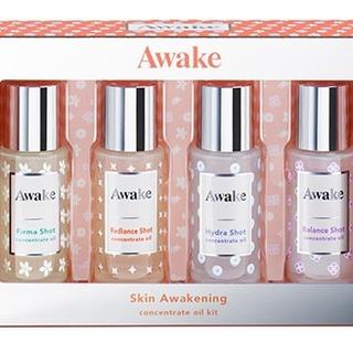 アウェイク(AWAKE)の新品未使用⭐ アウェイク 美容オイル 4種類セット(美容液)