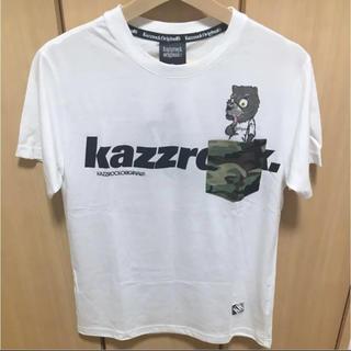 カズロックオリジナル(KAZZROCK ORIGINAL)のカズロック 狼Tシャツ(新品未使用)(Tシャツ/カットソー(半袖/袖なし))