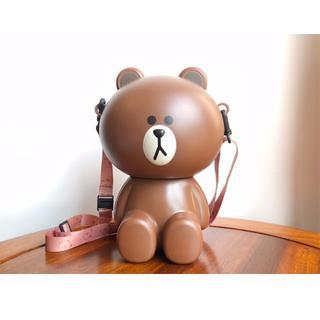 ティーラインロサーゼン(T-LINE ROSASEN)の新品ブラウン熊クリエイティブなおもちゃ(ぬいぐるみ)