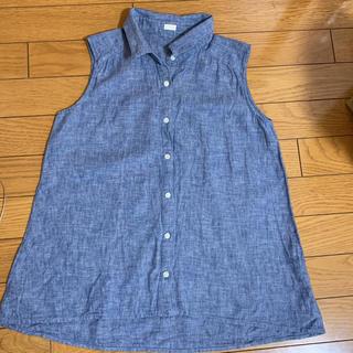 GU - ノースリーブシャツ