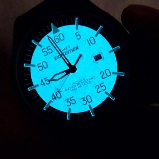 タイメックス(TIMEX)のタイメックス EXPEDITION  ミリタリーフィールド  T49874(腕時計(アナログ))