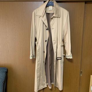 ウーヨンミ(WOO YOUNG MI)の未着用品 ウーヨンミ woo young mi コート オーバーサイズ 48(トレンチコート)