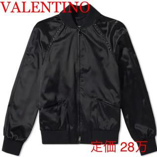 ヴァレンティノ(VALENTINO)の☆美品☆ VALENTINO スーベニアジャケット スカジャン 46 ブルゾン(スカジャン)