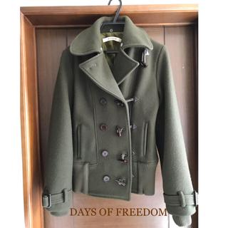 デイズオブフリーダム(DAYS OF FREEDOM)のDAYS OF FREEDOM ピーコート♥(ピーコート)