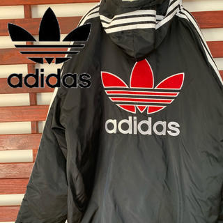 アディダス(adidas)のadidas originalsアディダス 90s ベンチコート ヴィンテージ(ロングコート)