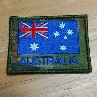 オーストラリア軍ワッペン(襟章)