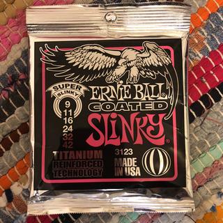 ERNIEBALL/Coated Super Slinky #3123(弦)