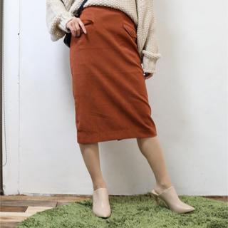 バビロン(BABYLONE)のBABYLONE タイトスカート タグ付き 美品(ひざ丈スカート)