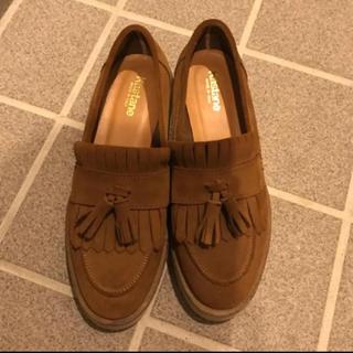 カスタネ(Kastane)のタッセルローファー(ローファー/革靴)