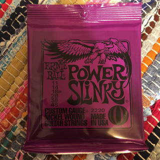 ERNIEBALL/Power Slinky #2220(弦)