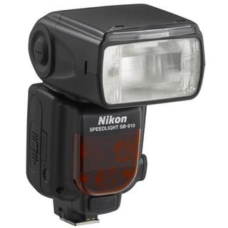 ニコン(Nikon)のNikon SB910 SB900 SA-8A二台  PS-8Nikon用セット(ストロボ/照明)