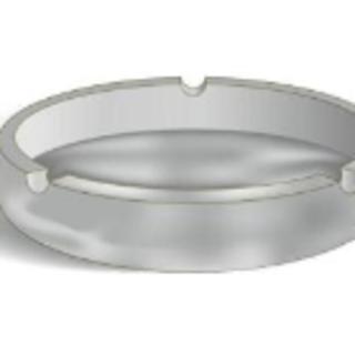 家庭用灰皿 タバコ用 5000 新品未使用品35252211(灰皿)