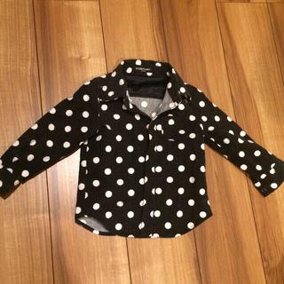 チャビーギャング(CHUBBYGANG)のCHUBBYネルシャツ(シャツ/ブラウス(長袖/七分))