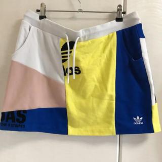 アディダス(adidas)の激レア!アディダスコラボスカート(ミニスカート)