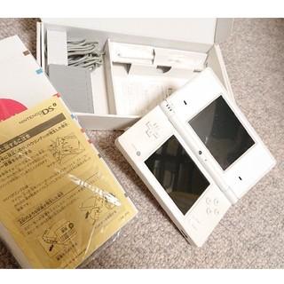 ニンテンドーDS(ニンテンドーDS)の【キティ様専用】任天堂DS  本体(携帯用ゲーム機本体)
