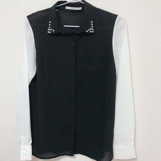 ジュエリウム(JEWELIUM)のレディースシャツ(シャツ/ブラウス(長袖/七分))