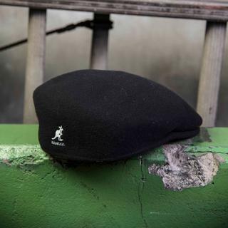 カンゴール(KANGOL)のKANGOL ベレー帽 XXL 新品 未使用(ハンチング/ベレー帽)