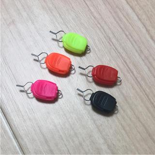 ラインストッパー5個セット(釣り糸/ライン)