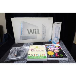 ウィー(Wii)の★新品D端子ケーブル付き★Wiiフルセット+モーションプラス(家庭用ゲーム本体)
