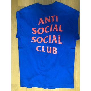 アンチ(ANTI)のanti social social club ロンT(Tシャツ/カットソー(七分/長袖))