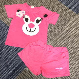 アナップキッズ(ANAP Kids)のANAP アナップ (Tシャツ/カットソー)