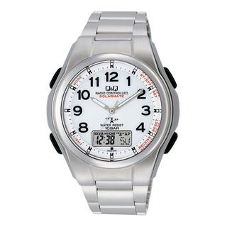 パイナップル様 MD08-204 Q&Q ソーラー電源 電波時計(腕時計(デジタル))