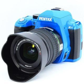 ペンタックス(PENTAX)の✨お洒落なブルー✨WifiもOK✨ペンタックス PENTAX K-r(デジタル一眼)