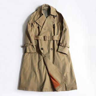AURALEE 18aw trench coat サイズ5(トレンチコート)