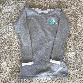 アディダス(adidas)のadidas レディース トップス(Tシャツ(長袖/七分))