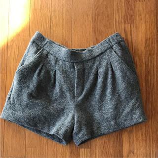 ダブルスタンダードクロージング(DOUBLE STANDARD CLOTHING)のダブルスタンダードクロージング 日本製ショートパンツ(ショートパンツ)