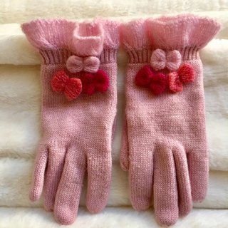 ファミリア  手袋
