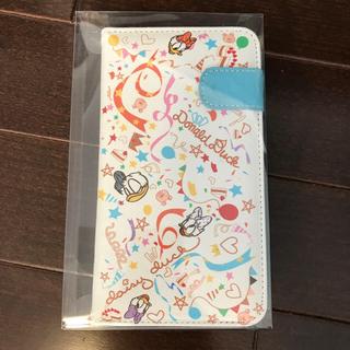 Disney - スマホケース ドナルドダック デイジー 手帳型