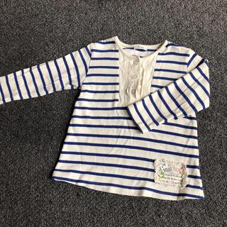 アコバ(Acoba)の95☆acoba ボーダーTシャツ(Tシャツ/カットソー)