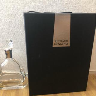 バカラ(Baccarat)のHENNESY RICHARD バカラ 空瓶(ブランデー)
