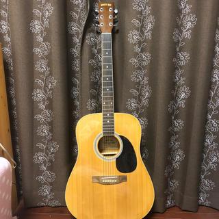 ハニービー(HONEY BEE)のアコースティックギター 売り切りたい!!!(アコースティックギター)