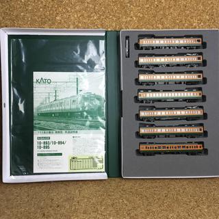 カトー(KATO`)のKATO Nゲージ 111系 0番台 湘南色 基本 7両セット 10-893(鉄道模型)