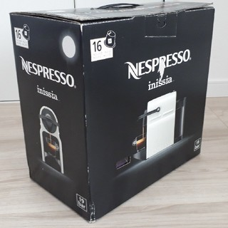 ネスプレッソ Nespresso(エスプレッソマシン)