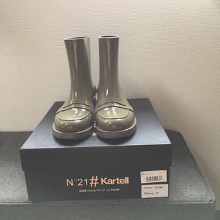 ヌメロヴェントゥーノ(N°21)のN°21 レインブーツ★(レインブーツ/長靴)