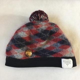 ヴィヴィアンウエストウッド(Vivienne Westwood)の未使用 ヴィヴィアンウエストウッド 帽子(ニット帽/ビーニー)