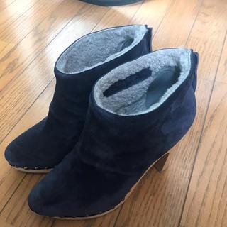 セリーヌ(celine)のALVARO ブーティ ブーツ 定価10万以上 36サイズ(ブーティ)