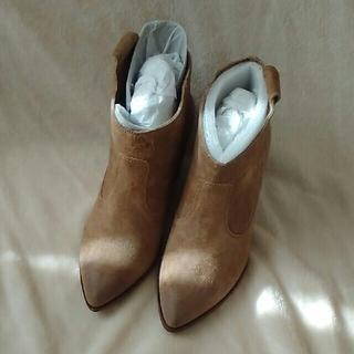 シガーソンモリソン(SIGERSON MORRISON)のシガーソンモリソンインヒールショートブーツ(ブーツ)