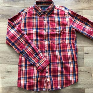 ユニクロ(UNIQLO)のユニクロ UNIQLO ネルシャツ トップス シャツ(シャツ)
