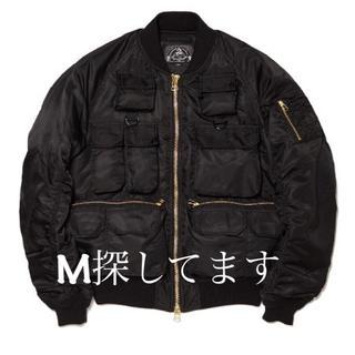 バル(BAL)のbal バル multi pocket bomber jacket(ブルゾン)