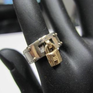 エルメス(Hermes)のエルメス カデナ付き リング(リング(指輪))