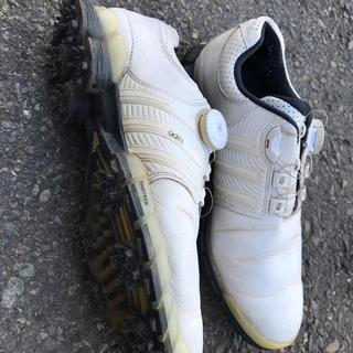 アディダス(adidas)のアディダスBOAゴルフシューズ(シューズ)
